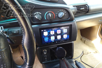 1993-96 Camaro Double DIN Stereo Install Kit