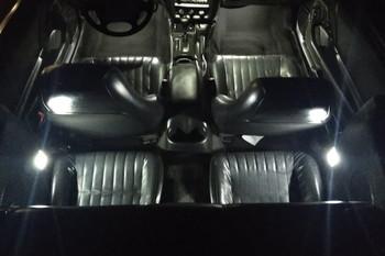 1993-2002 Camaro/Firebird Convertible LED Rear Seat Bulbs