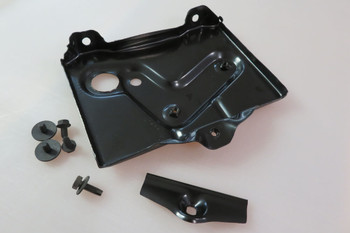 1970-81 Camaro Battery Tray, Hold Down & Hardware Combo