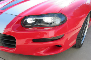1998-02 Camaro Smoked Front Turn Signal Overlays