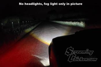 2012-15 Camaro ZL1 Morimoto Fog Lights