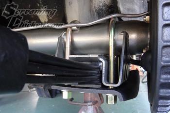 1970-81 Camaro/Firebird UMI U-bolt & Isolator Kit