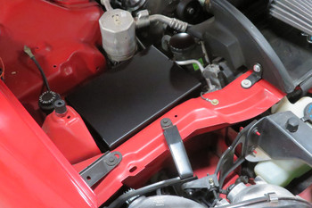 1998-2002 Camaro/Firebird Aluminum Battery Cover