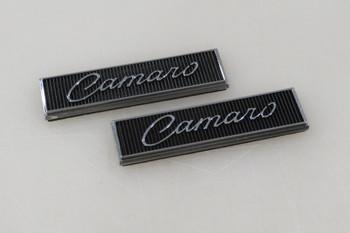 1968-69 Camaro Standard Door Panel Emblems