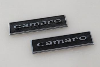 1967 Camaro Door Panel Emblems
