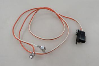 1969 Camaro Center Console Light Harness