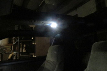 1982-89 Camaro/Firebird LED Map Light Bulbs