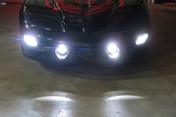 1998-2002 Trans Am Morimoto XB Fog Lights