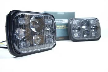 1982-90 Firebird Morimoto Sealed5 LED Headlights