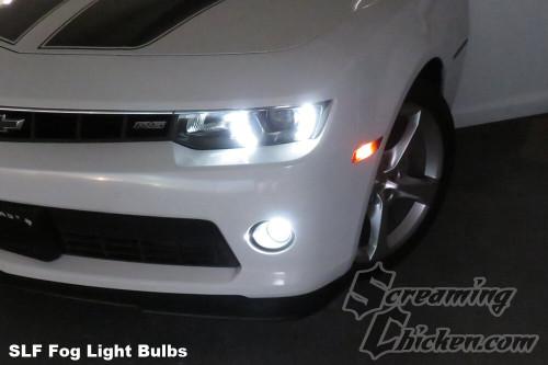 2014-15 Camaro LED Fog Light Bulbs