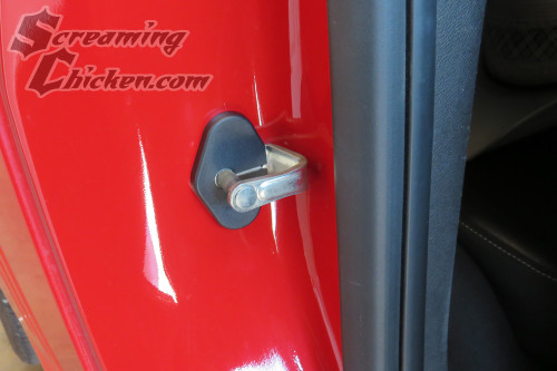 2010-15 Camaro Door Striker Cover