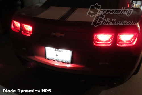 2010-15 Camaro LED License Plate Light Bulbs