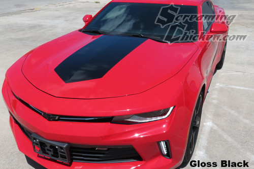 2016-18 Camaro Center Hood Stripe
