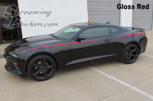 2016-19 Camaro Skinny Side Spears