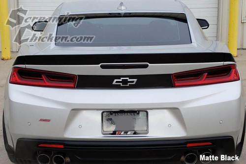 2016-19 Camaro Trunk Blackout
