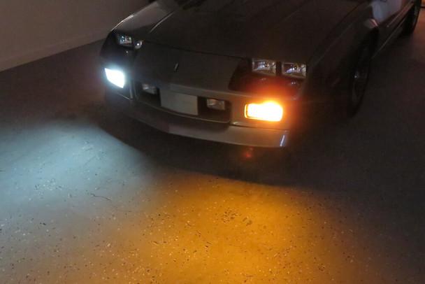 1982-92 Camaro/Firebird LED Switchback Turn Signal Bulbs