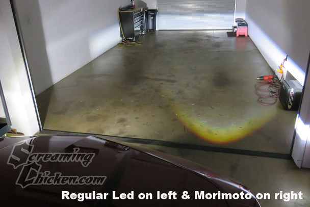 2010-13 Camaro Morimoto DRL/Fog Lights
