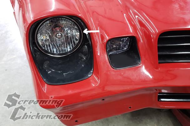 1974-81 Camaro Headlight Retainer Ring