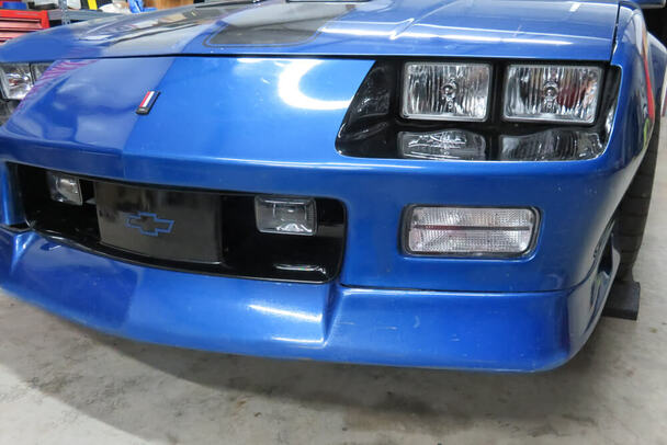 1985-1992 Camaro Morimoto XB Fog Lights