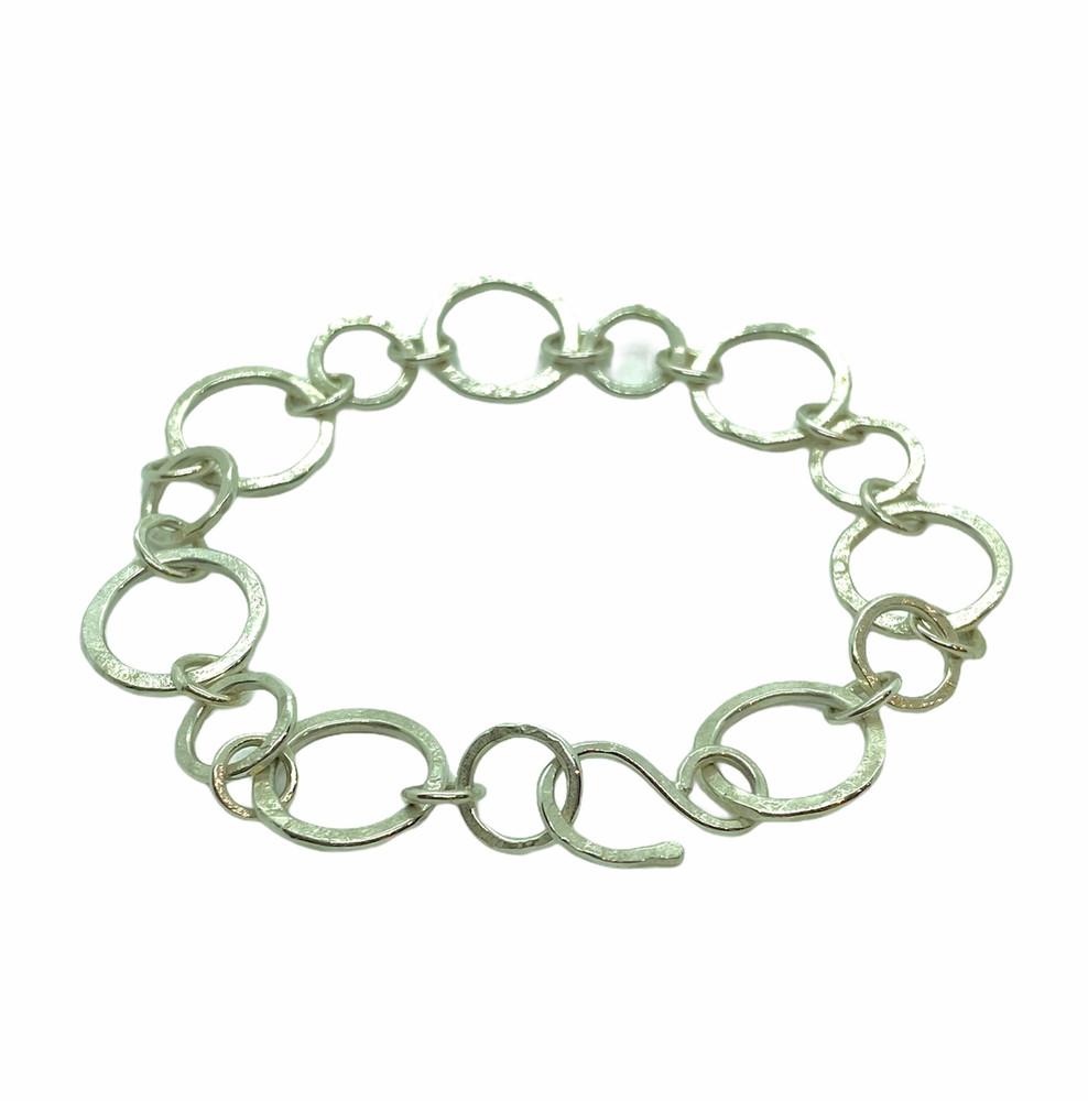Circles Linked Bracelet