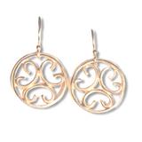 Family Friendship Faith earrings