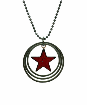 Star/Circles Necklace