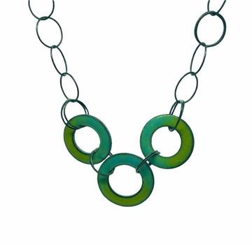 Three Circles Necklace