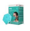 BYD Genuine N95 Face Mask Respirator, ≥95% filtration efficiency, 30pc/Box