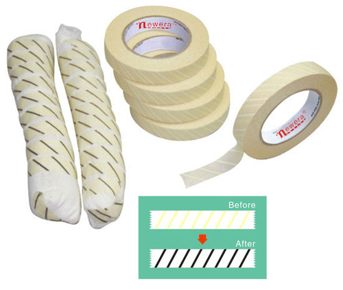 Autoclave Tape Indicator Sterilisation Tape 12mm X 50m