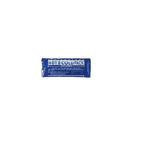 Cold/Hot Pack 10X25Cm Reusable Gel Blue 5pcs