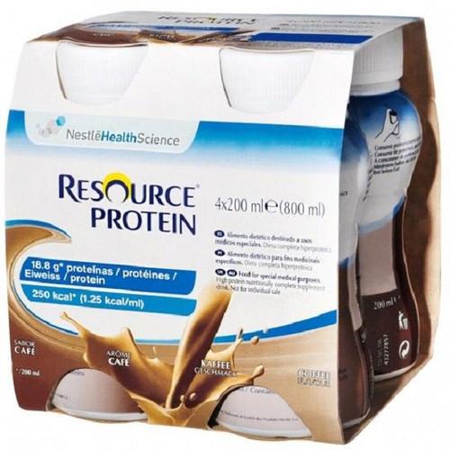 Resource Protein 200Ml Coffee 3pcs
