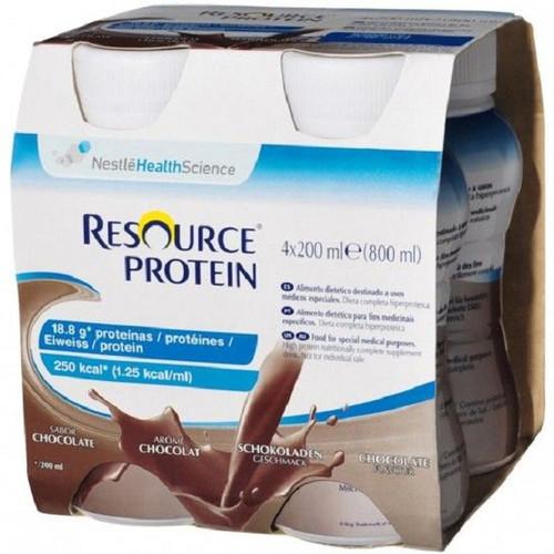 Resource Protein 200Ml Chocolate 3pcs