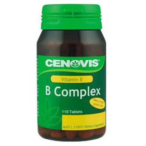 Cenovis B Complex Tablets Jar Of 150  1JAR