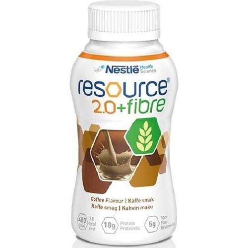 Resource 2.0 Fibre 200Ml Coffee 3pcs