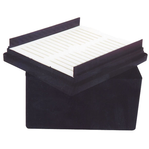 Jar Staining, Recyclable Plastic 25-slide Capacity