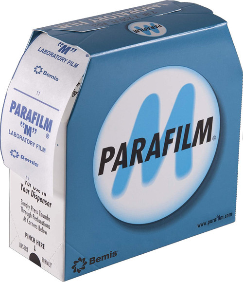 PARAFILM Laboratory Cling Film, 5 cm x 76 Metres, 1 Roll  - Made in USA