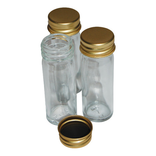 Universal Bottle 28ml, Wide Mouth Glass, 144 Per Carton