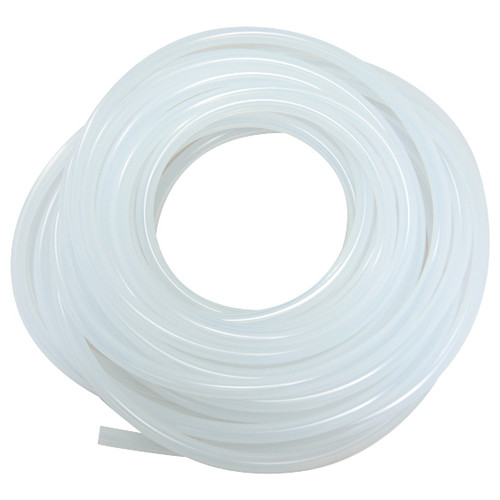 Silicone Tubing, Autoclavable, Inner Diameter 7.9mm, Outer Diameter 12.7mm, Wall Thickness 2.40mm, 15 metres long, per Roll