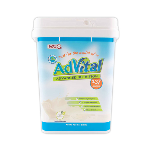Advital 4.8kg, Advanced Nutrition, Each