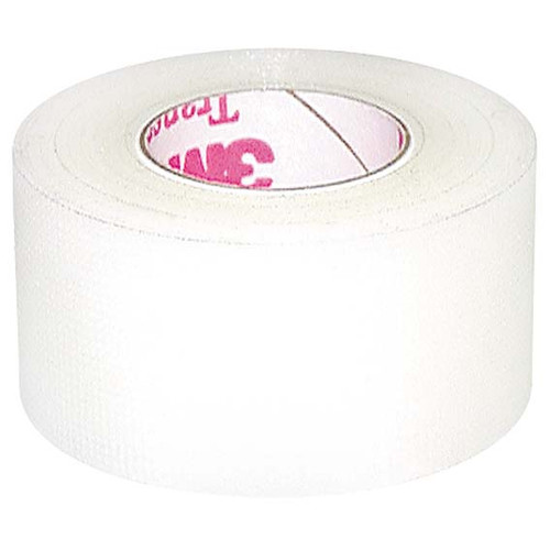 3M Transpore Surgical Recyclable Plastic Tape, 12mm x 9.1m, 24 per Box