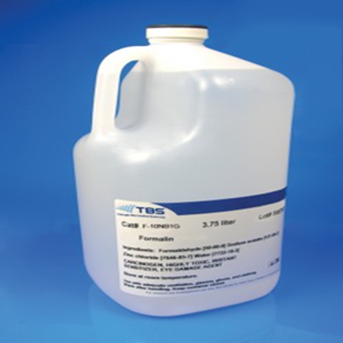 Neutral Buffered Formalin 10% - Clear 2.5 Litres