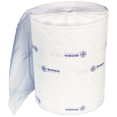Autoclave Biodegradable Sterilisation Paper with Film Roll, Steam Indicator Strip and Label, 250mm x 200 metres, Each