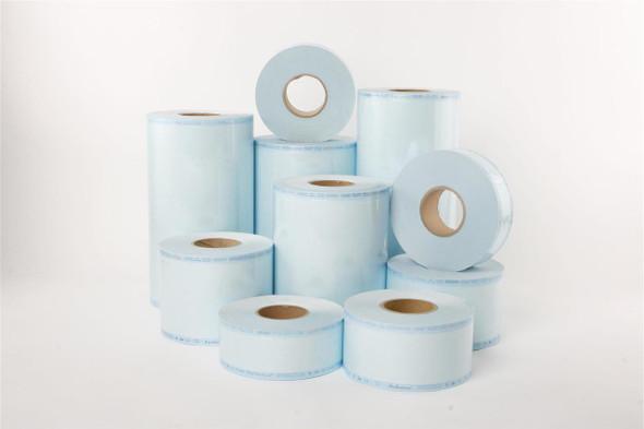 Sterilisation Reels- Plain Paper/Film 150mm x 200m