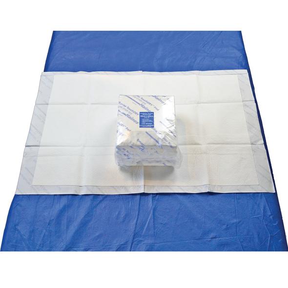 TouchDRY Absorbent Pad 90cm x 60cm  - White - Box/60