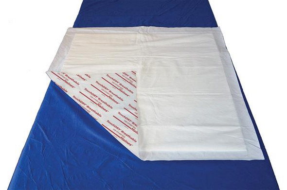 TouchDRY Heavy Duty Transfer Sheet 120cm x 100cm  - White - Box/30