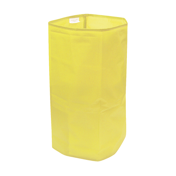 SallyTube Single Patient Use Lateral Transfer Tube -  5 inner boxes of 12. Each individually sealed. 145cm wide x 72.5cm (145cm circum.)  - Yellow - Box/60