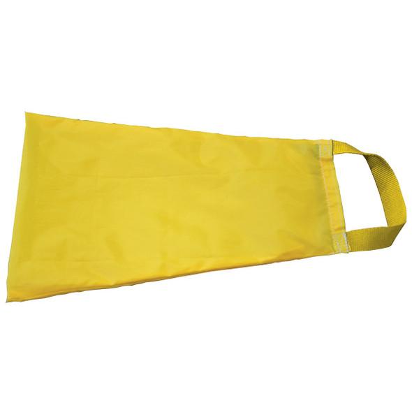 SallyStocking Aid Single Patient Use   - Yellow - Box/50