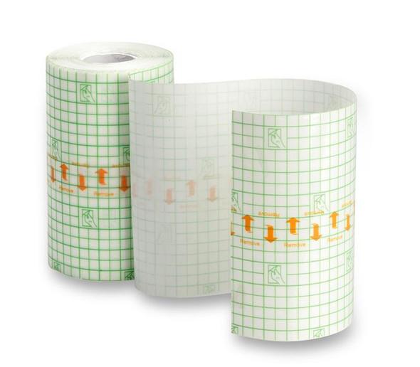 Medstock Film Dressing Roll 10cm X 10m - Box of 1