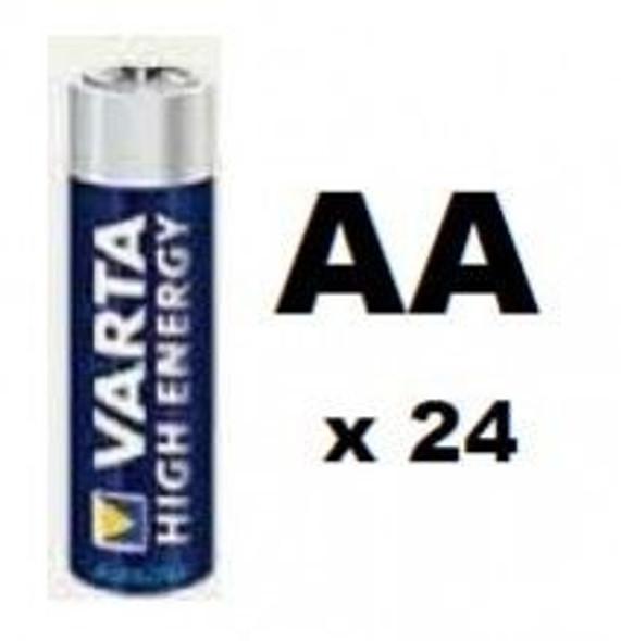 Battery Aa Pkt X 24 Vailr6 _ 6pkts