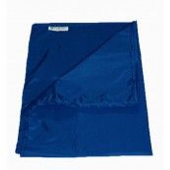 Slidesheet 152Cm Wide 152Cm Dragon Cloth (Sold Per Metre) Blue K460772 _ 100meters